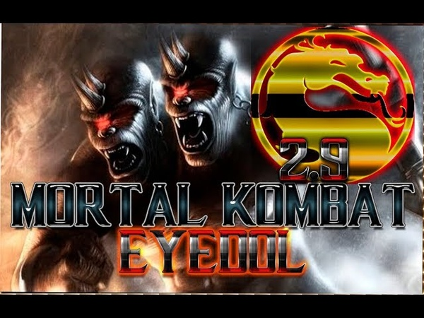 Mortal Kombat 4.1 -2.9- Eyedol Very Hard 8 (Alberto Blaze) Walkthrough 2017