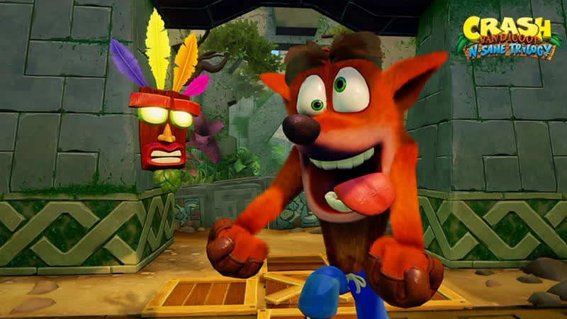 Stream: Crash Bandicoot - N Sane Trilogy