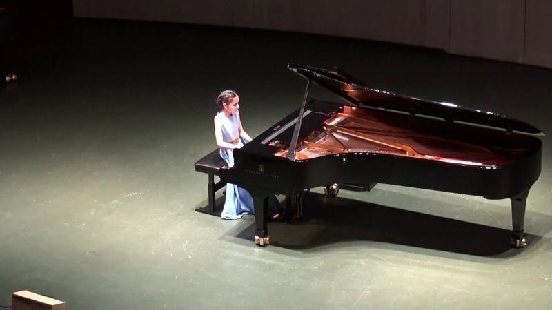 "17.10.2018 Alexandra Dovgan' at Closing concert of ""Crescendo"" Festival (Fragment)"