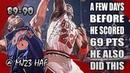Michael Jordan Highlights vs Cavaliers (1990.03.23) - 41pts, A Few Games Before He Scored 69