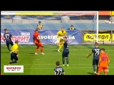 Олимпик 1:3 Мариуполь | Обзор матча
