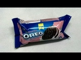 Cadbury oreo Strawberry flavoured chocolate biscuits review