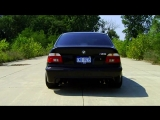 BMW M5 Hoonage - Massive Burnouts, Fishtails, Launches, Drifts, Powerslides, and More!