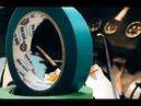 Малярные ленты для маскировки кузова при покраске автомобиля