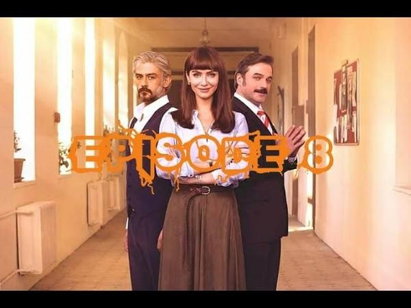 Hayat Bazen Tatlidir Cinta Cantik Episode 8 (CC) Bahasa Indonesia