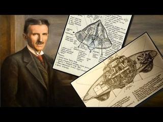 Nikola Tesla's Secret Lost Journals: Aliens, Advanced Weapons & Free Energy