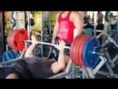 Нереальный Жим Дениса Цыпленкова 260 кг Unreal Bench Denis Tsyplenkova 260 kg