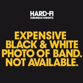 Hard-Fi альбом Suburban Knights