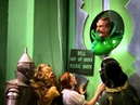 The Wizard of Oz - Arrival at Emerald City - sync w/Pink Floyd's 'Time' 'The Great Gig In The Sky'
