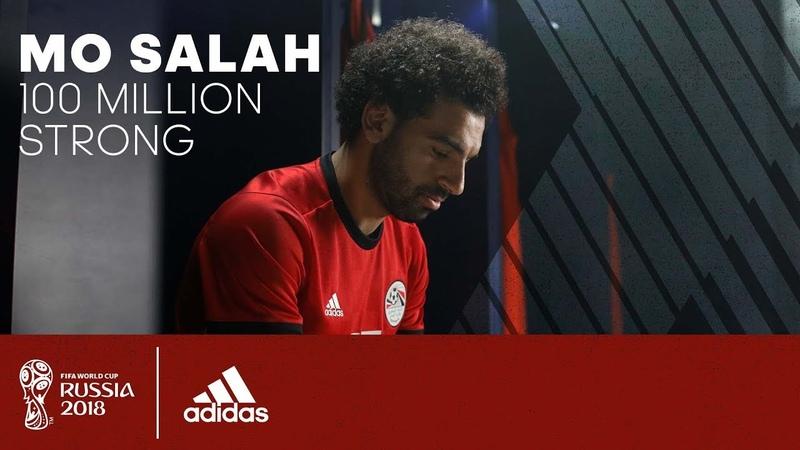 Mo Salah   100 Million Strong