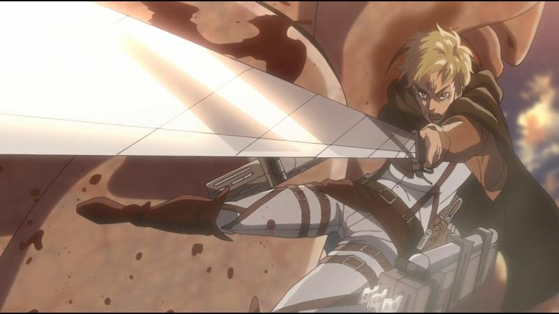 Commander Erwin - Advance! (English Dub) 1080p