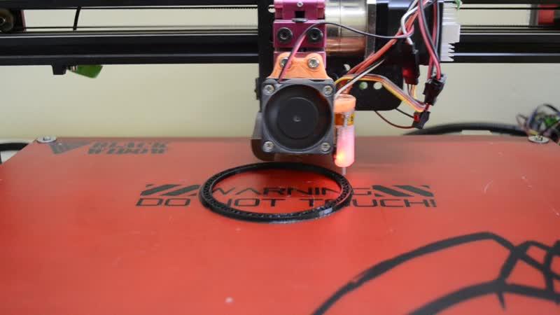 3D принтер противотуманки