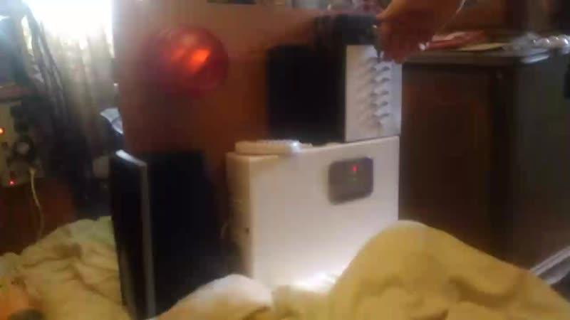 открытие гермодвери
