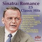 Frank Sinatra альбом Sinatra: Romance (The Classic Hits)