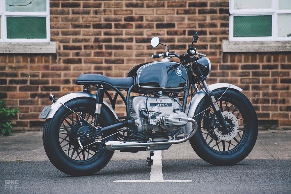 Sinroja Motorcycles: кастом BMW R100RS