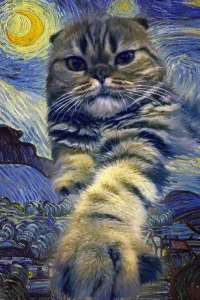 Оська Кошка