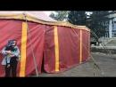 Цирк Шапито в Барыше. Прямая трансляция