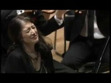 Mozart: Piano Concerto No.20 K.466 + Encore / Argerich Arming New Japan Phil (2005 Movie Live)