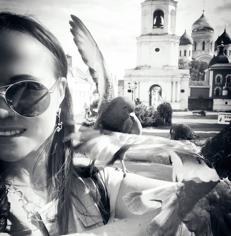 Ирина Калякина   Москва