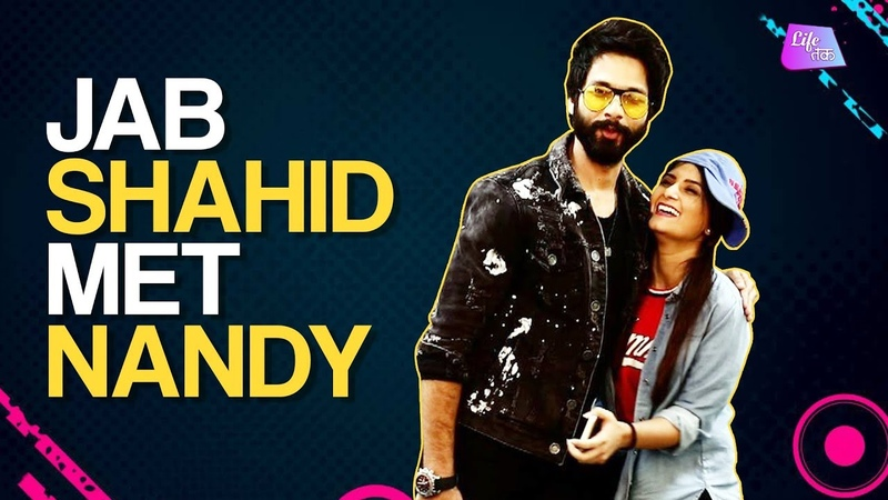 Jab Shahid Met Nandy | In Conversation With Shahid Kapoor | Life Tak