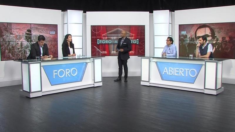 Foro Abierto Perú el sector agrario en pie de lucha