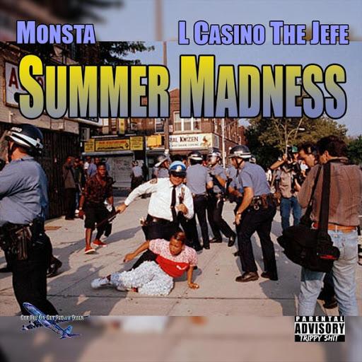 MONSTA альбом Summer Madness (feat. L.Casino the Jefe)