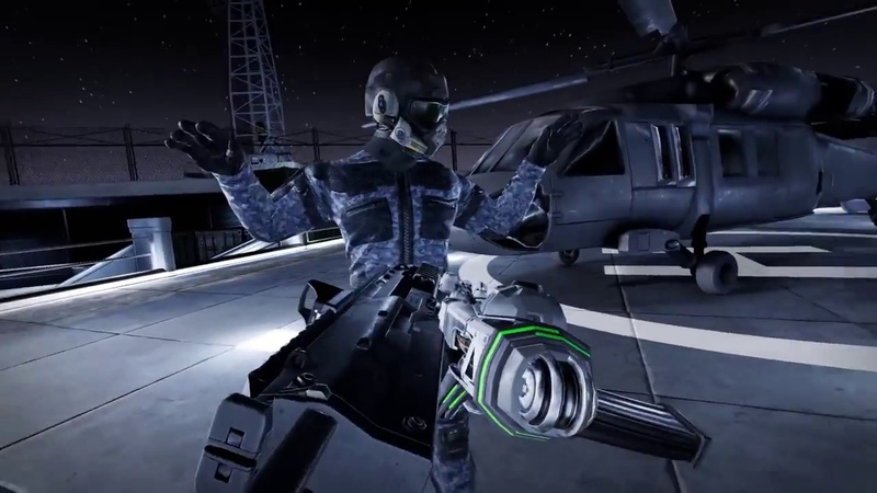 Espire 1: VR Operative Official Announcement Teaser Trailer (Digital Lode)