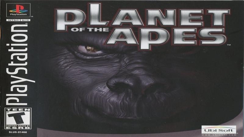 PS1 USA Planet of the Apes 11 Архив Высокотехнологичная система безопасности