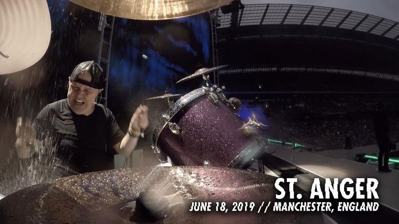 Metallica: St. Anger (Manchester, England - June 18, 2019)