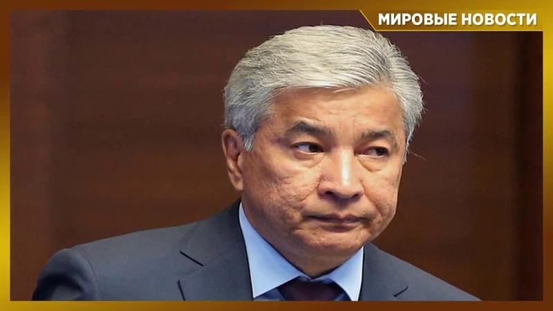 Следующим президентом Казахстана станет Тасмагамбетов