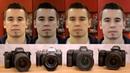 EOS R vs A7III vs X T3 vs Z7 Video Autofocus Comparison