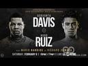 Fight Night Champion Джервонта Дэвис - Уго Руис Gervonta Davis - Hugo Ruiz