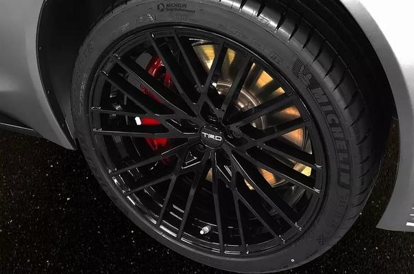 Toyota подготовила первый заводской тюнинг для новой Supra.