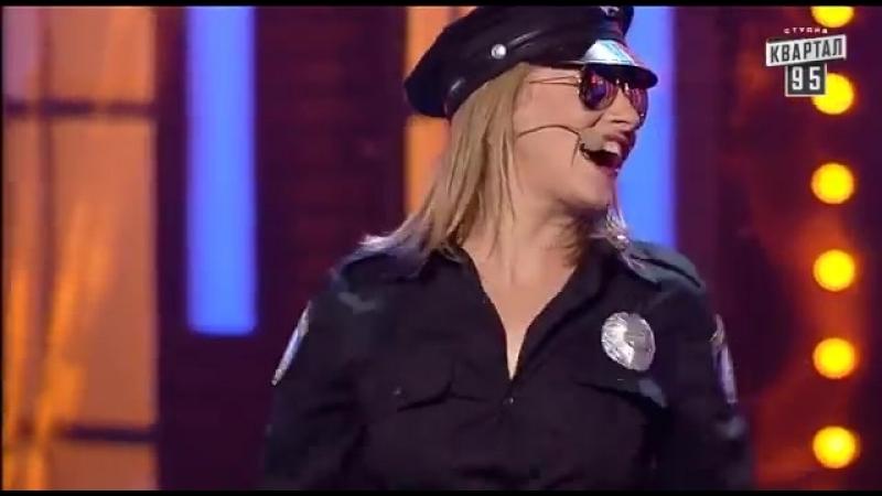 Новая полиция Украины