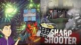 В корзину! Chewbrick, SharpShooter3D [ASH2]
