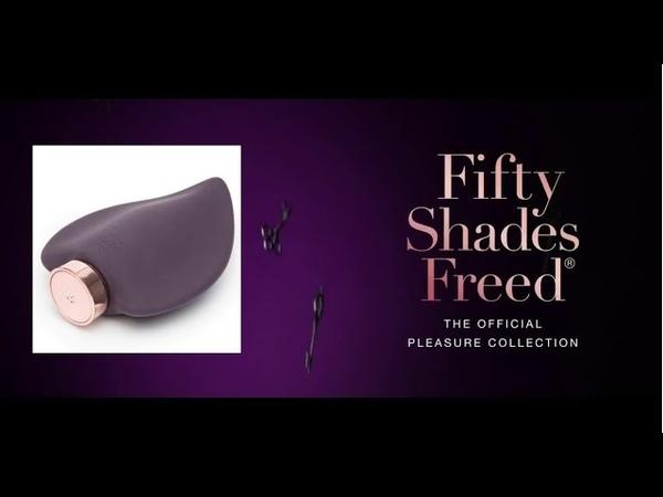 Fifty Shades Freed Full Body Vibrator