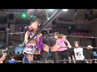 Hiromi Mimura vs. Natsu Sumire - Stardom Queen's Fes