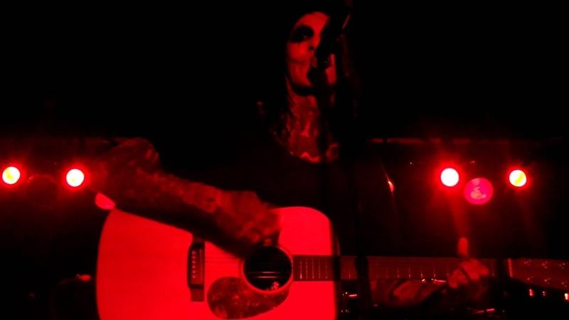 Motionless in White-Skulls acoustic cover-103115