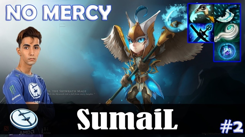 SumaiL - Skywrath Mage MID   NO MERCY 29 KILL   with YawaR (Morphling)   Dota 2 Pro MMR Gameplay 2