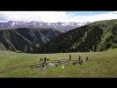 Assy Don Zhaylyau bike mega super amazing adventure drone video short version Almaty 16 17 06 2018