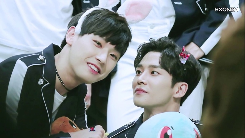 ►MOMENT SF9◄ ROWOON x INSEONG - 이대로도 예뻐 (You're Pretty the Way You Are) ROSEONG โรซอง