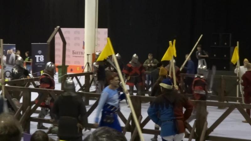 Сибирский Плацдарм (2017) Братина VS Северное Копье