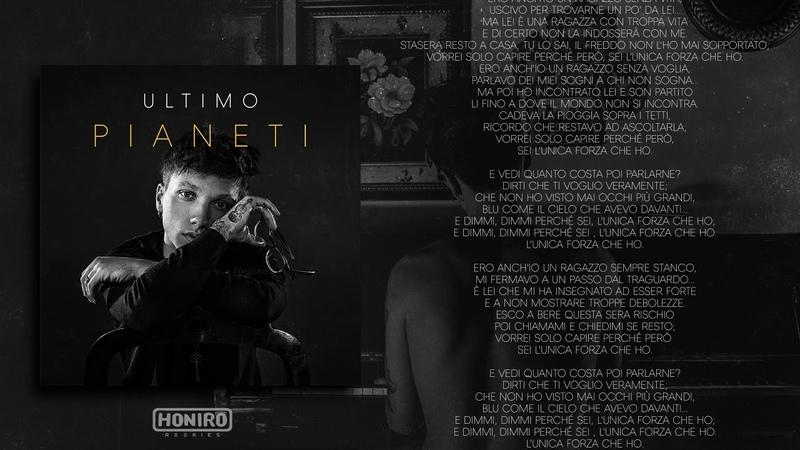 ULTIMO - 11 - L'UNICA FORZA CHE HO