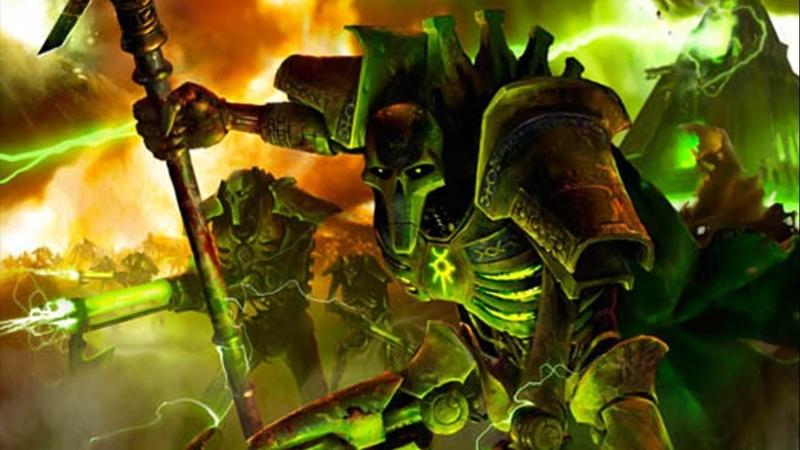 Dawn of War — Dark Crusade Конец компании за Некронов