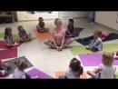 Йога для детей в клубе счастливого детства Маленький принц