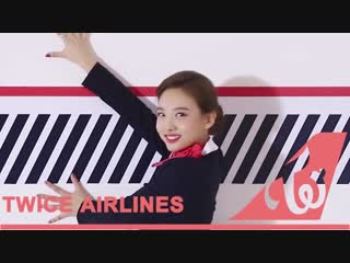 TWICE JAPAN SEASONS GREETINGS 2019 TWICE AIRLINES Teaser