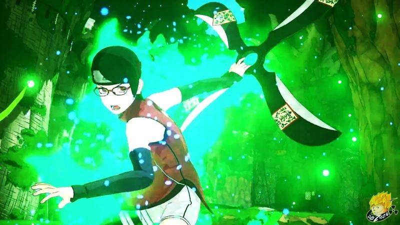 Naruto to Boruto: Shinobi Striker - Teamwork Trailer (Boruto/Sarada/Mitsuki Gameplay)【FULL HD】