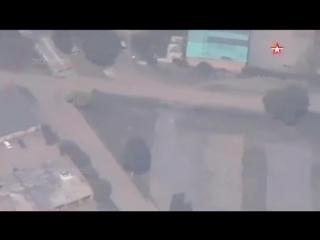 ВСУ согнали к жилым домам у линии соприкосновения большое количество бронетехник