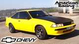 Chevrolet Cavalier 1989 coupe - КЛАССИКА по-АМЕРИКАНСКИ