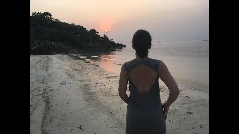 Таиланд Koh Phangan чудо остров чунга чанга